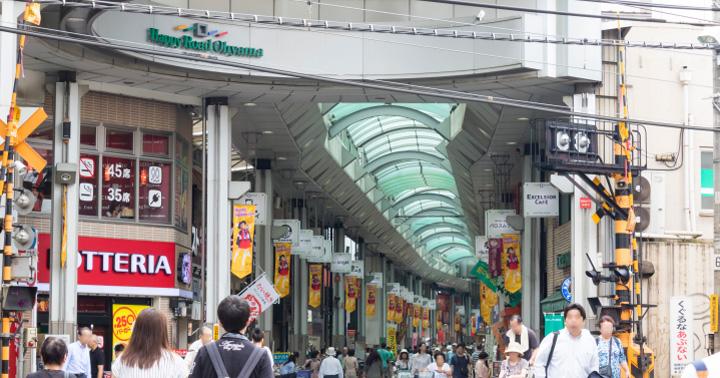 ごく普通の商店街が突如人気スポットに変貌!?その秘訣は動画配信にあり
