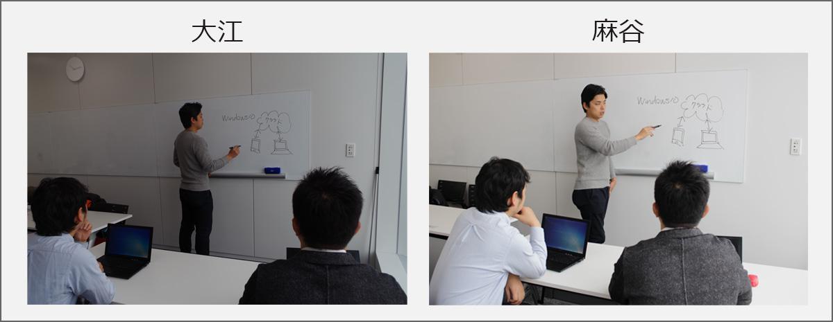 最初のお題は、「パソコン教室」。チラシや情報紙での学習塾や英会話スクール、お稽古などの生徒募集広告に応用できる内容です。