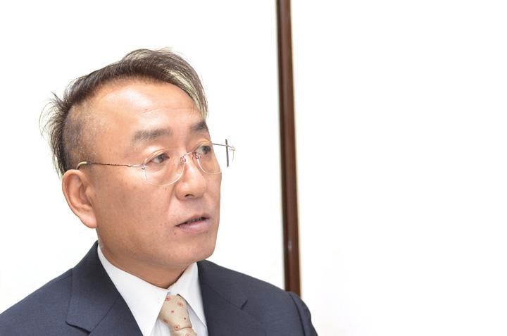 株式会社リアルメディアジャパン代表取締役の水谷氏。「反響が来る」ポスティングへの深い知見を有している