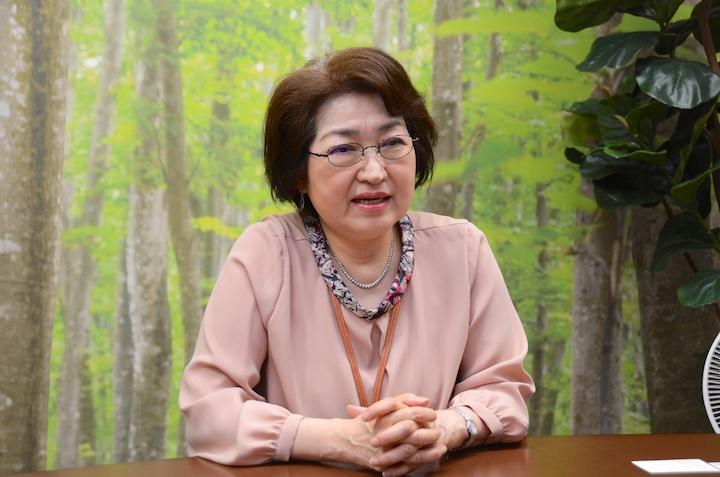 アクロクエストテクノロジー株式会社取締役副社長 新免玲子さん