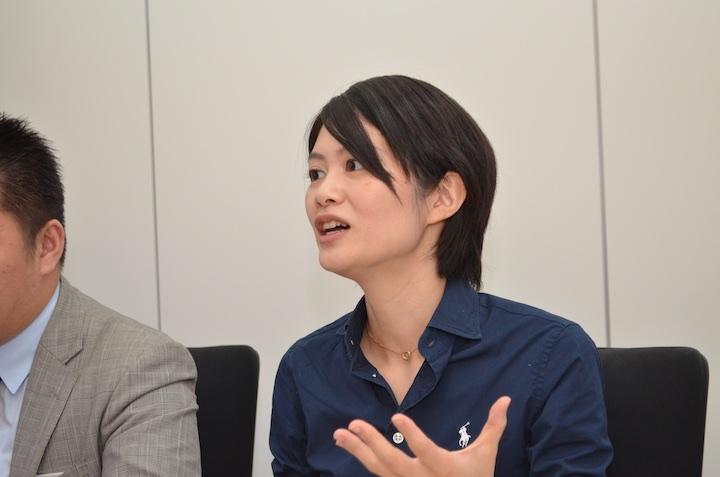 「魅力的な応募者には、積極的に企業の魅力をプレゼンテーションすべきです」(倉並さん)