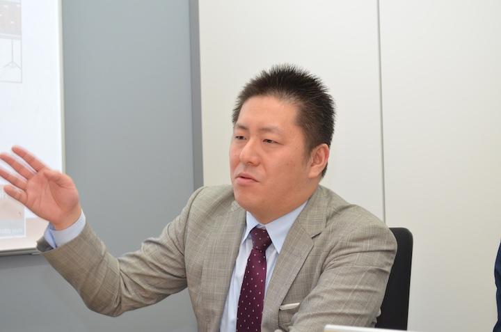 株式会社船井総合研究所 シニア経営コンサルタント 山中章裕さん